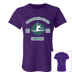 2022 Adult Company T-shirts