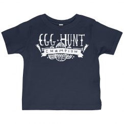 Egg Hunt Champ Toddler Tee
