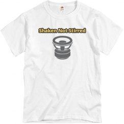 Shaken Not Stirred Tshirt