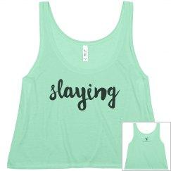 slaying tank| $36