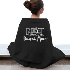 Dance Mom Blanket