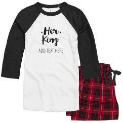 Her King Custom Coordinating Couples