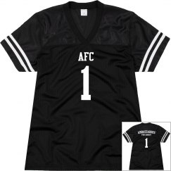 AFC1 BLK JERSEY