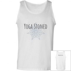 Men's Yoga Stoned tank