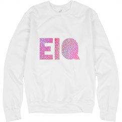 Glitter pink EIQ