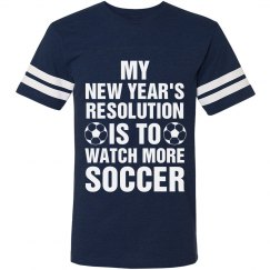 Soccer Resolution
