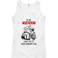 Kevin can fix it!