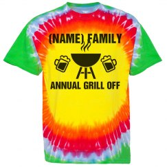 Family Reunion Griller