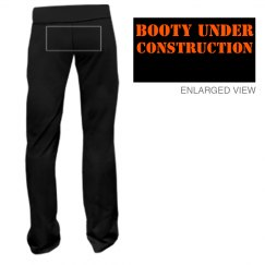 Booty Under Construction Workout Pant