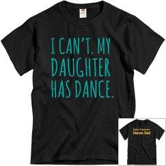 Dance dads
