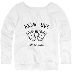 Brew Love Womens