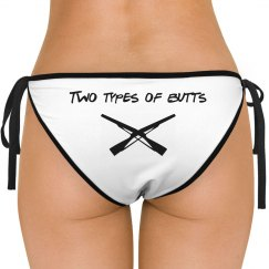 Two Types Of Butts Bikini Bottoms