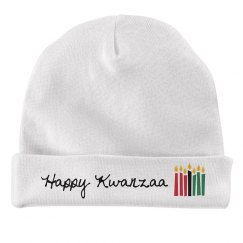 Kwanzaa Baby Hat