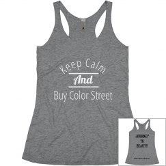 Color Street Gym Shirt