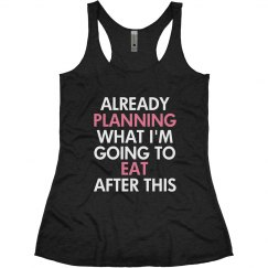 Already Planning - Tank Top