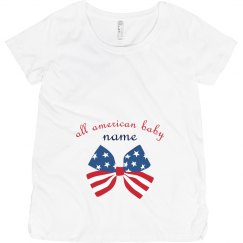 All American Baby Custom July 4th