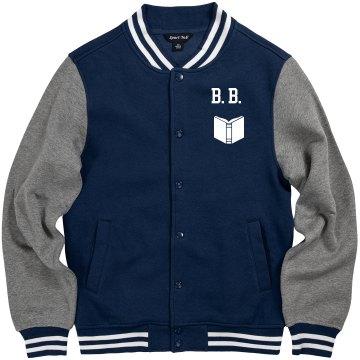 BBBPBC Letterman Jacket