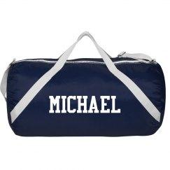 Michael sports roll bag