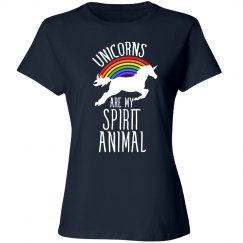 Unicorns are my spirit animal