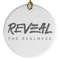 RTR Logo Circle Ornament