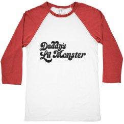Daddy's Lil Monster Shirt