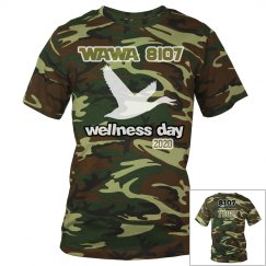 camo wellness day