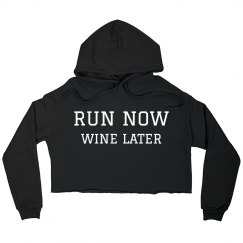 Fitness Run Now Wine LAter