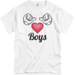 I love boys