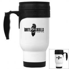White Skulls Gaming Basic Cup