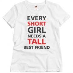 Every Short Girl Needs A