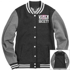 Diamond Varsity Jacket