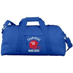 Custom Football Gear Bag