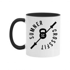 SCF coffee cup