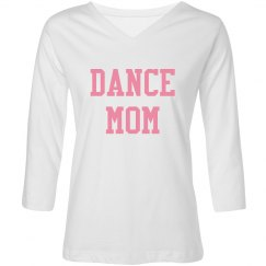 Dance Mom College Text