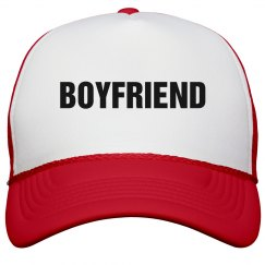 Boyfriend Trucker Hat