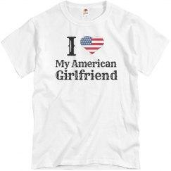 American girlfriend