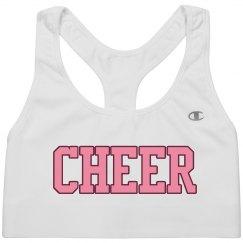 Cheer Bra