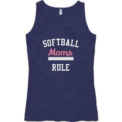 Softball moms rule