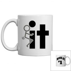 F*ck It Coffee Mug