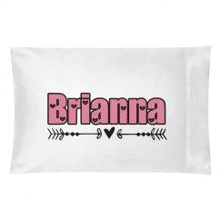 Brianna pillow case