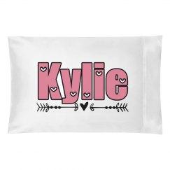 Kylie pillow case