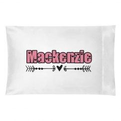 Mackenzie pillow case