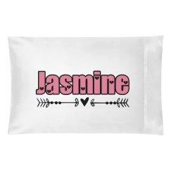 Jasmine pillow case