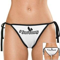 #SnowBunny Bikini Btm