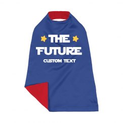 The Future Custom Toddler Cape