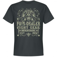 Pain Dealer Classic Fight Shirt