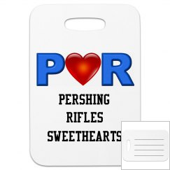 Auxiliary, Sweetheart Luggage Tag