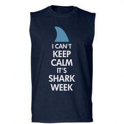 Keep Calm It's Shark Week