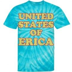 UNITED STATES OF ERICA