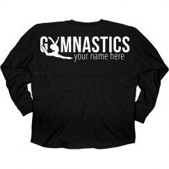 Custom Gymnastics Game Day Jersey